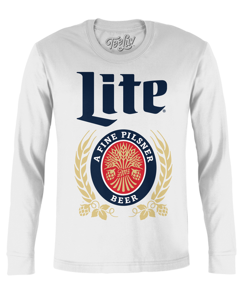 Miller Lite Beer | Long Sleeve