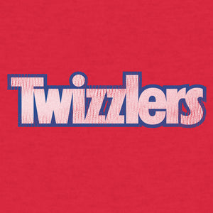 Twizzlers Logo T-Shirt - Red