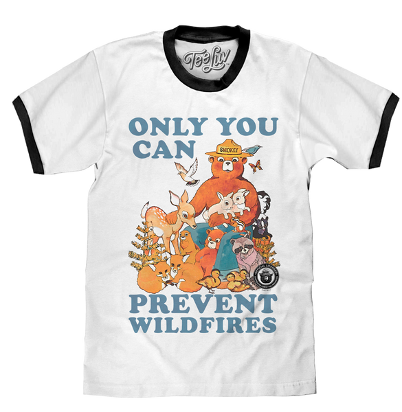 Smokey | Only You Can Prevent Wildfires
