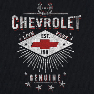 Chevrolet Live Fast