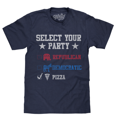Vote Pizza Party!