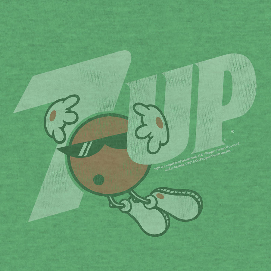7UP Logo T-Shirt - Green