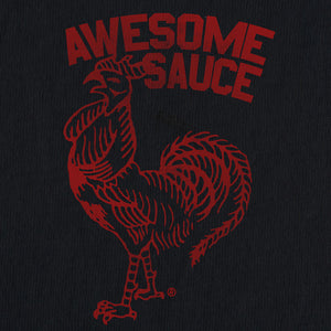 Sriracha Awesome Sauce T-Shirt - Black