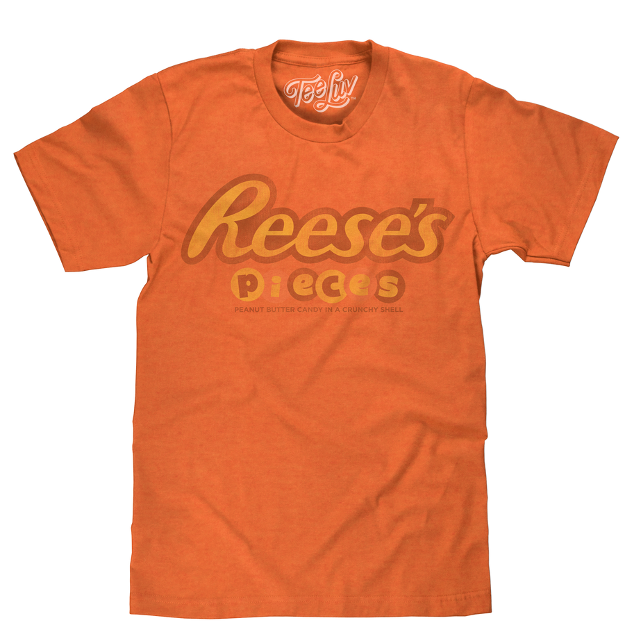 Reese's Pieces T-Shirt - Orange