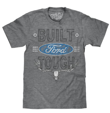 "Ford ""Built Tough"""