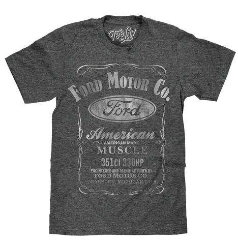 Ford Motor Co. American Made Muscle