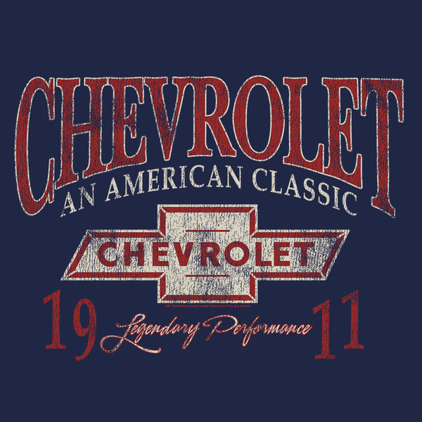 Chevy American Classic Hoodie
