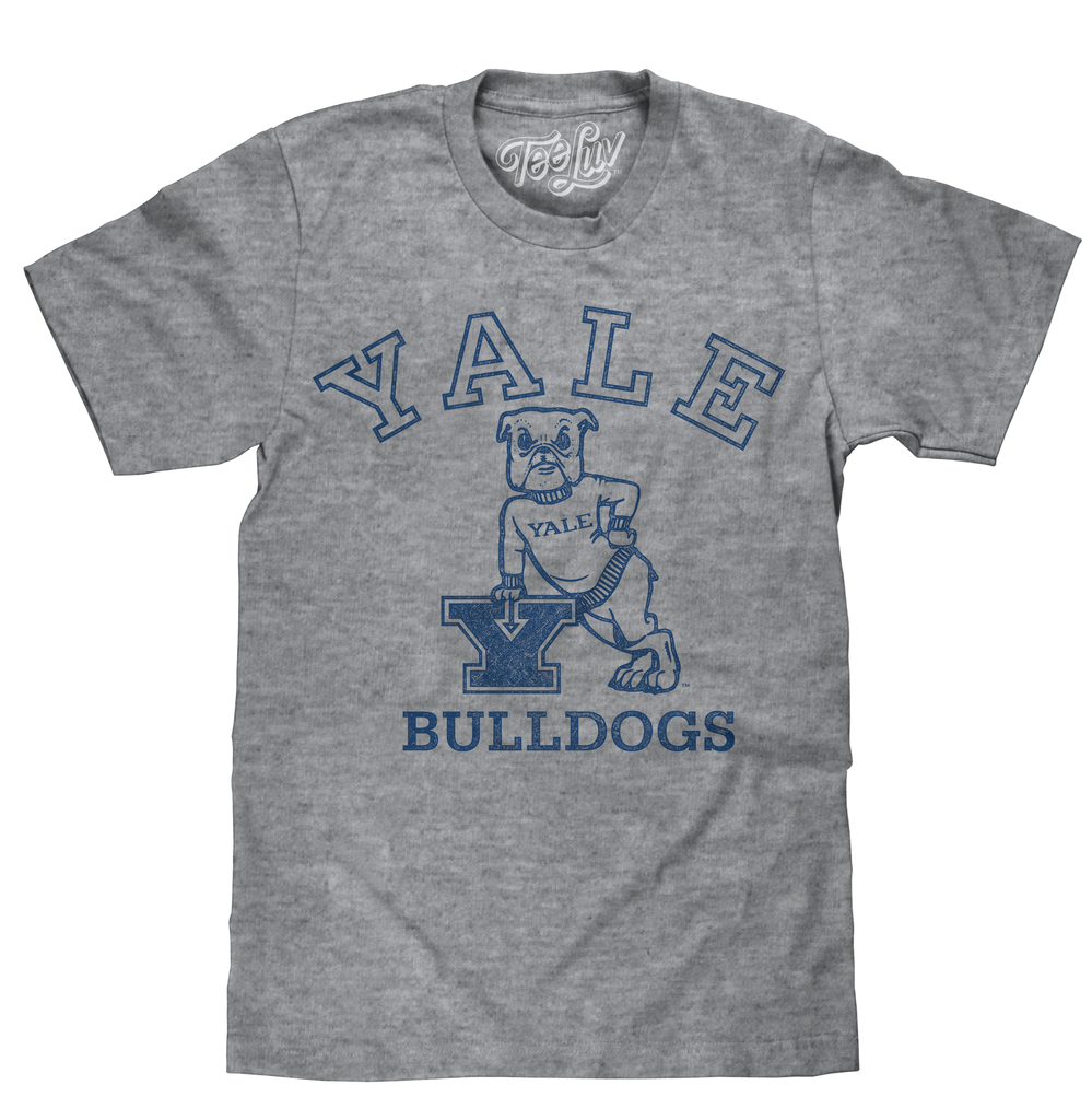 Yale University Bulldogs Logo