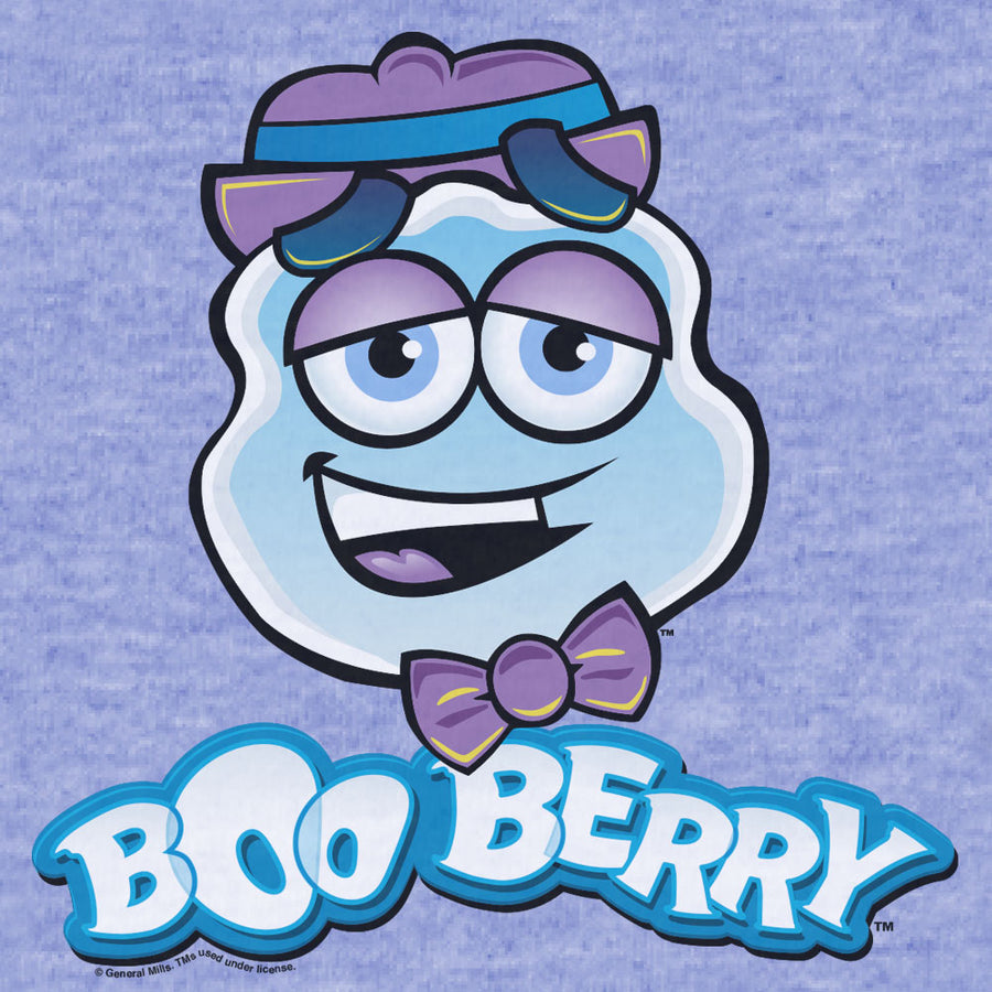 Boo Berry T-Shirt - Blue