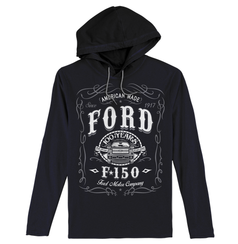 Ford F-150 Long Sleeve Hooded Tee