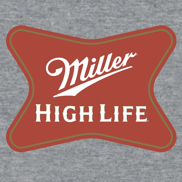 Miller High Life | Gold Border Logo