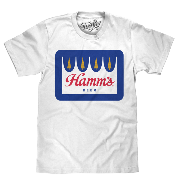 Hamm's Crown Color Logo