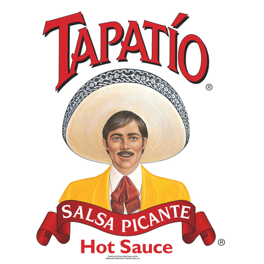 Tapatio Salsa Picante Logo T-Shirt - White