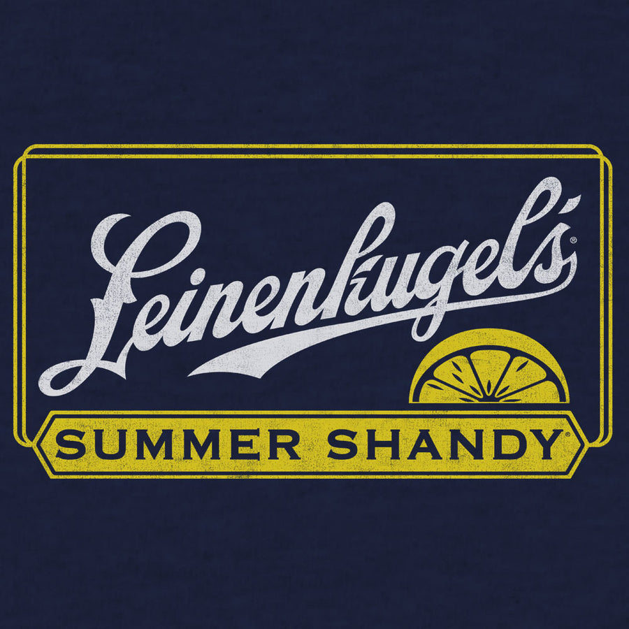 Leinenkugel's Summer Shandy Logo T-Shirt - Navy
