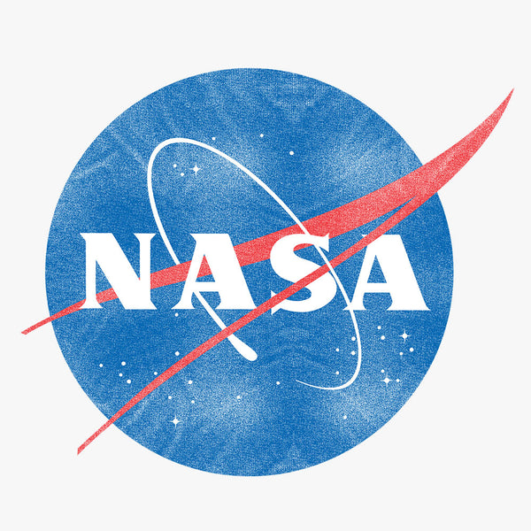 Distressed NASA Logo