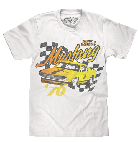 1970 Ford Mustang Tee