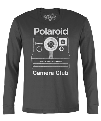 Polaroid Camera Club Long Sleeve