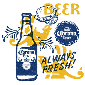 Corona Extra Always Fresh T-Shirt - White