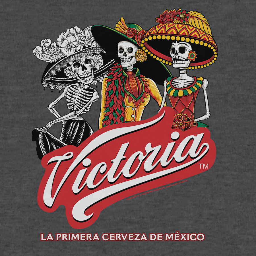 Victoria Beer T-Shirt - Gray