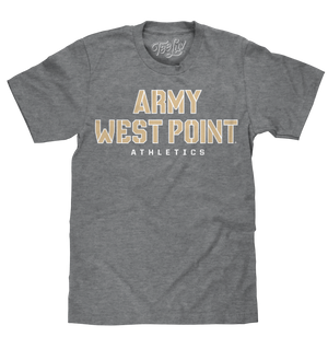 Army West Point Athletics T-Shirt - Gray