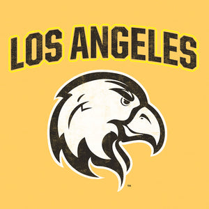 California State University Los Angeles Golden Eagles T-Shirt - Yellow