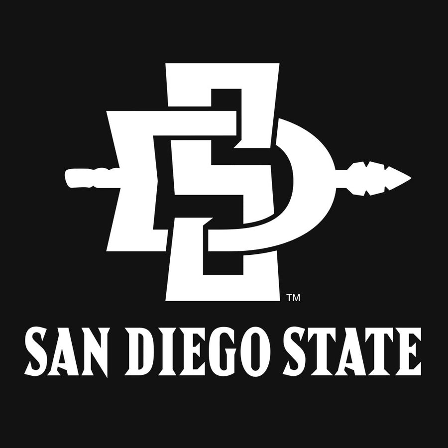 San Diego State University Aztecs T-Shirt - Black