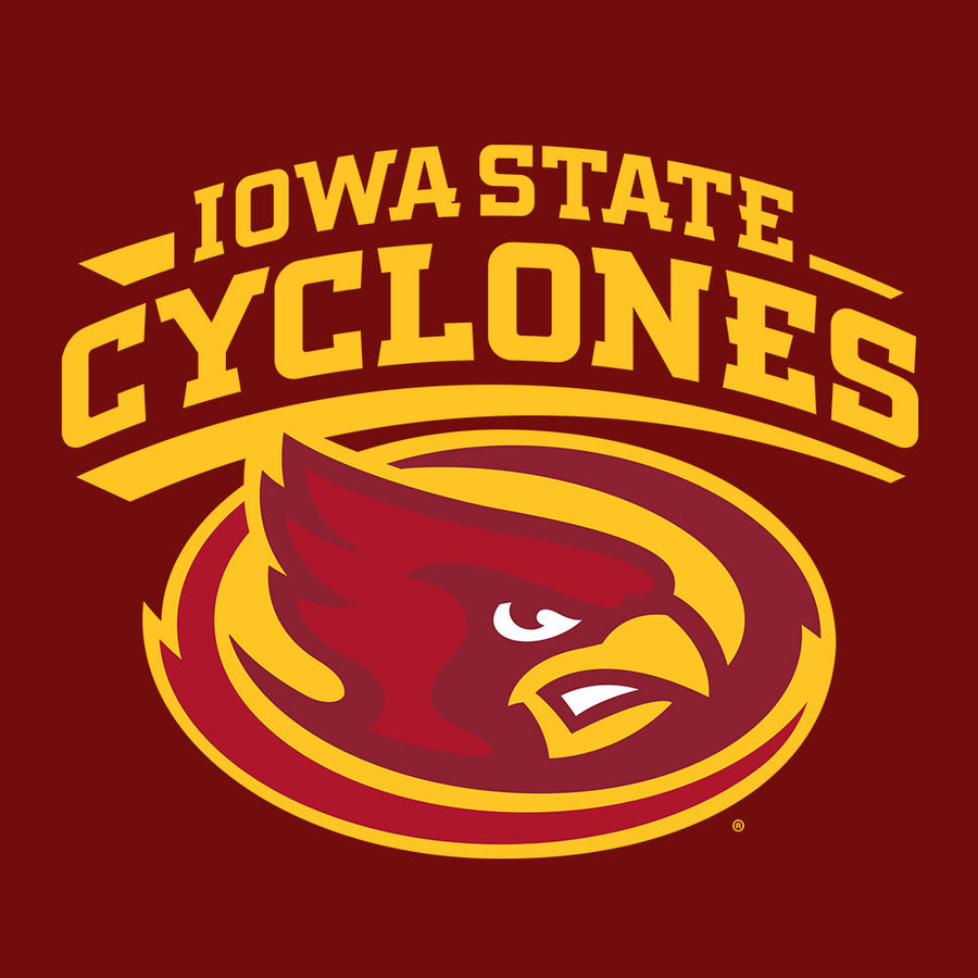 Iowa State Cyclones Cardinal T-Shirt - Red
