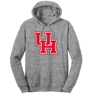 University of Houston Hooded Sweatshirt - Gray
