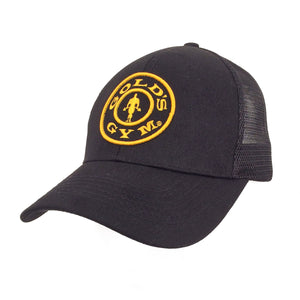 Gold's Gym Logo Hat - Black