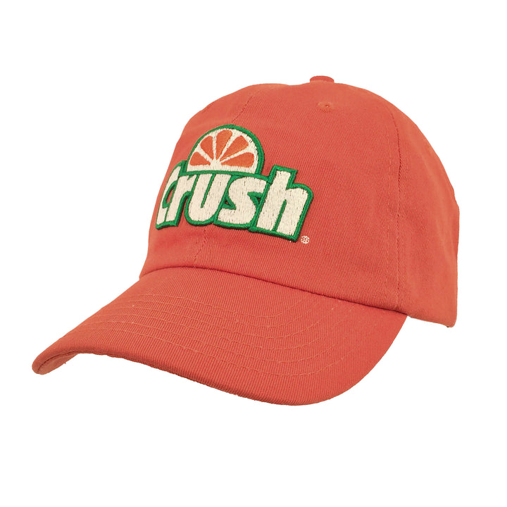 Orange Crush Logo Hat - Orange