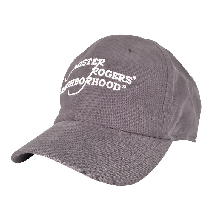 Mister Rogers' Neighborhood Hat - Gray Hat