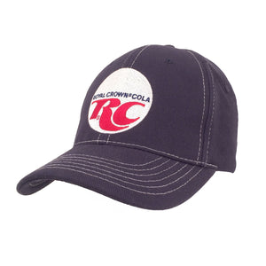 Royal Crown Cola Hat - Navy