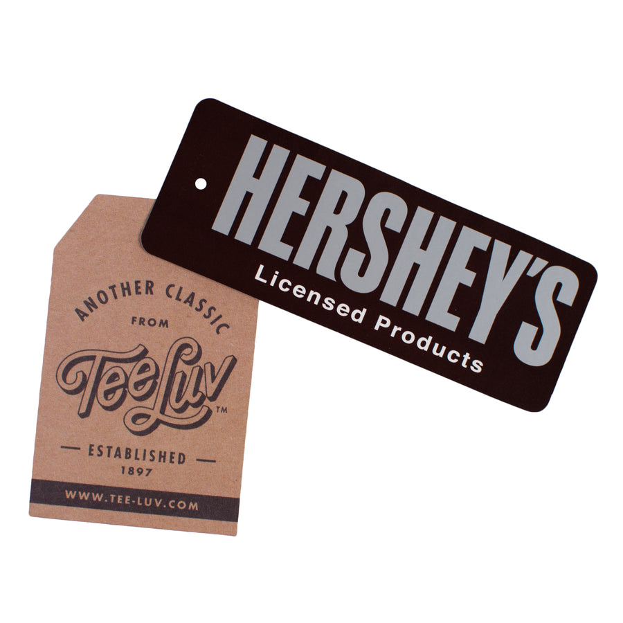 Hershey's Milk Chocolate Pullover Hooded Sweatshirt - Brown