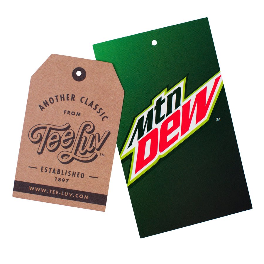Mountain Dew Logo T-Shirt - Gray