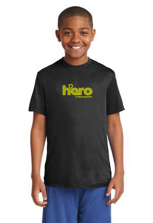 Hero Short Sleeve Performance Tee