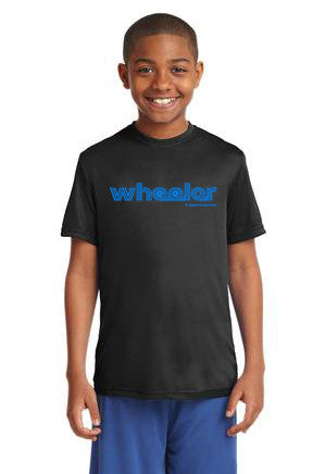 Wheeler Short Sleeve Performance Tee