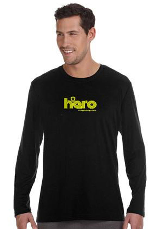 Hero Long Sleeve Performance Tee
