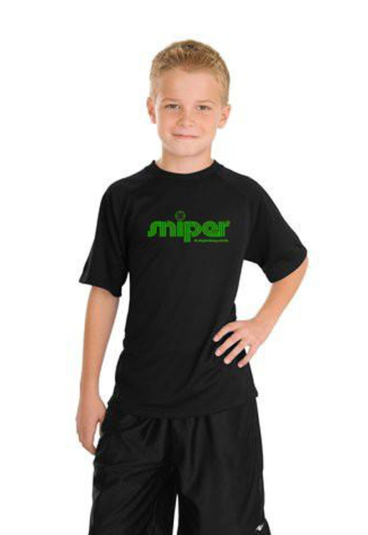 Sniper Short Sleeve Performance Tee