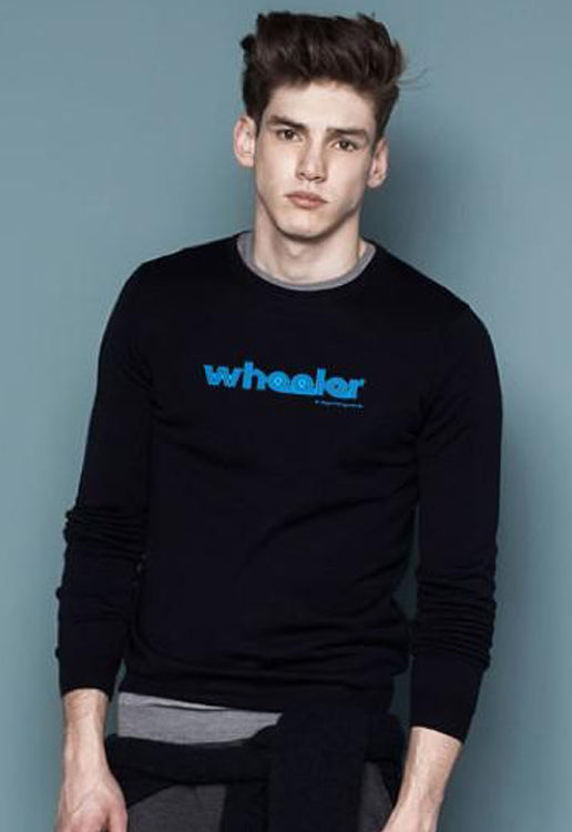 Wheeler Long Sleeve Performance Tee