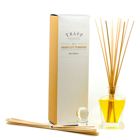 Trapp Reed Diffuser Kit - Fresh Cut Tuberose