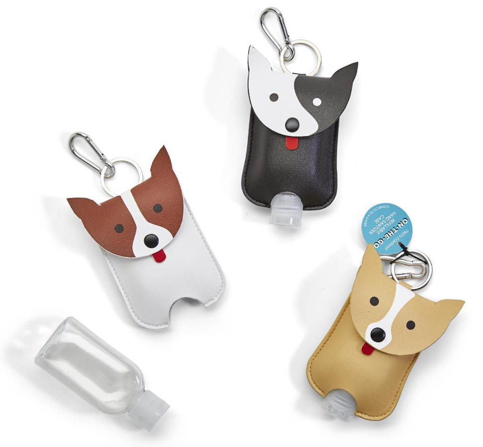 Doggone Refillable Sanitizer Bottle