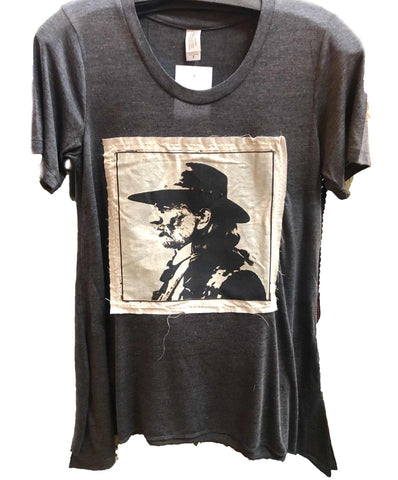 Bling Willie Nelson Tee