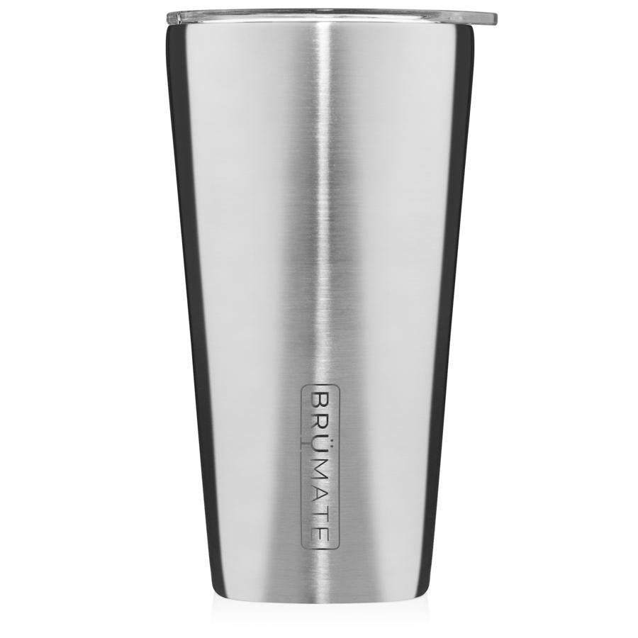 BruMate Imperial Pint - Stainless Silver