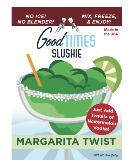 Good Times Slushie Mix - Margarita Twist