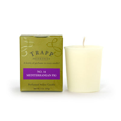 Trapp Votive Candle - Mediterranean Fig