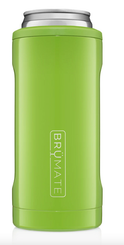 BruMate Hopsulator Slim - Electric Green