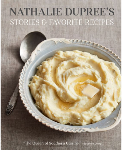 Natalie Dupree's Famous Stories and Recipes Cookbook