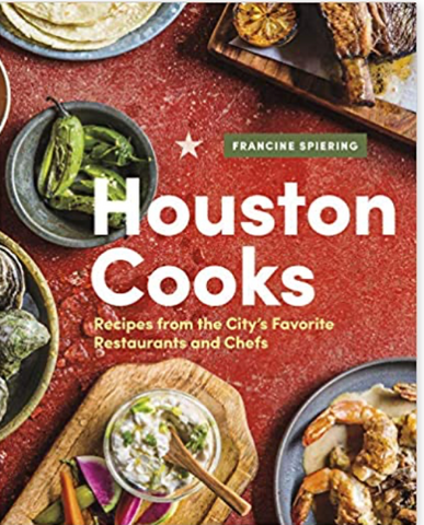 Houston Cooks: A Cook Book