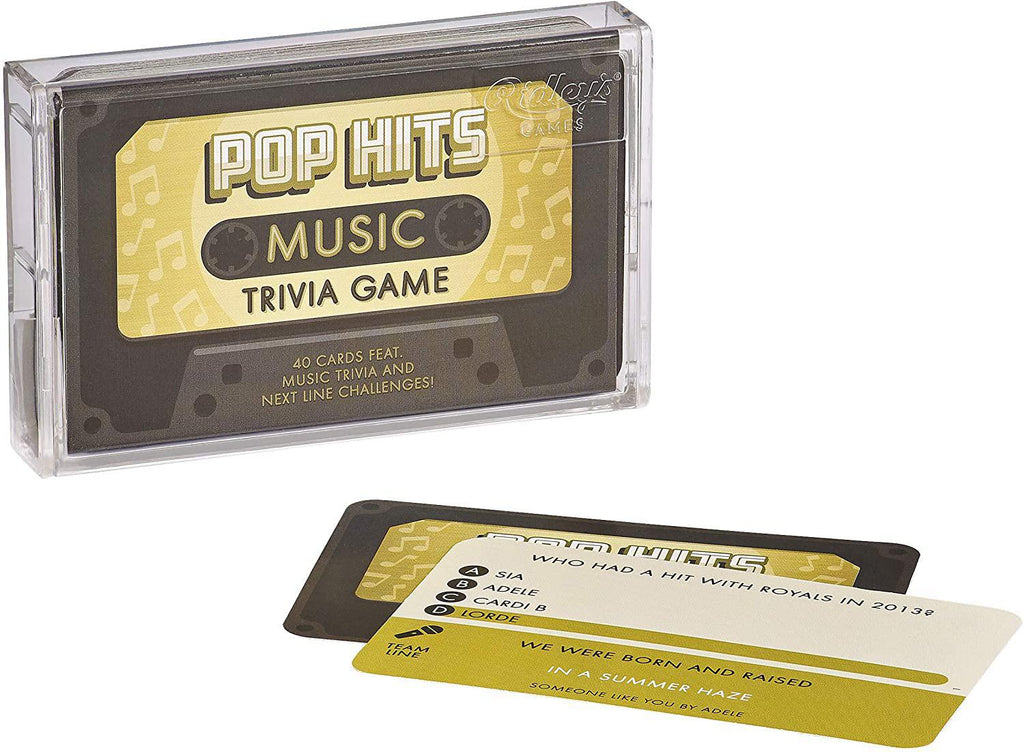 Trivia Tapes: Pop Hits Music