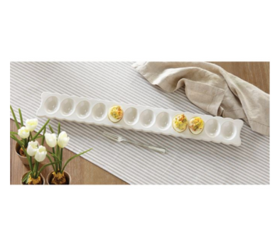 Deviled Egg Long Tray Set